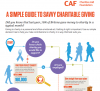 CAF produces Guide to Savvy Giving Infographic