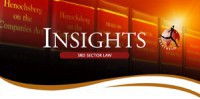 Insights – 3rd Sector Law: A concise guide to the Non-Profit Organisations Act 71 of 1997