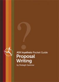 Proposal Writing (2015). By Shelagh Gastrow